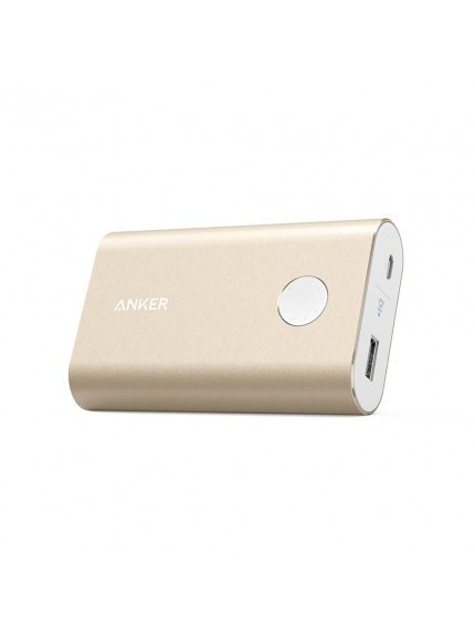 Anker PowerCore+ 10050 with Quick Charge 3.0 UN - Golden 1