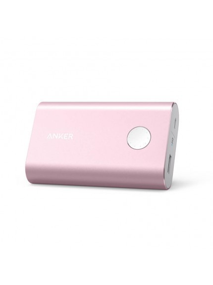 Anker PowerCore+ 10050 Portable Charger - Pink 1