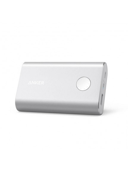 Anker PowerCore+ 10050 Portable Charger - Silver 1