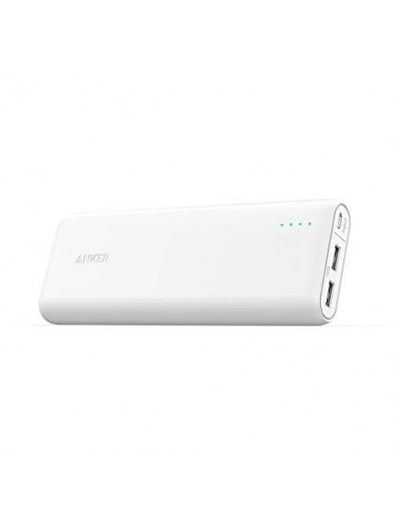 Anker PowerCore External Battery 20100mAh - White 1