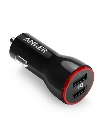 Anker PowerDrive 2 Black 1