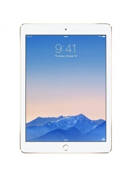 Apple iPad Air 2 Wi-Fi + Cellular 128GB - Gold
