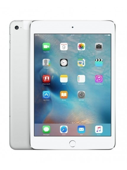 Apple iPad mini 4 Wi-Fi + Cellular 64GB - Silver