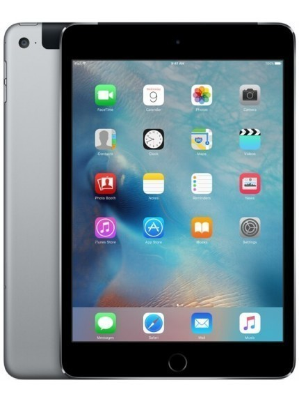 Apple iPad mini 4 Wi-Fi + Cellular 64GB - Space Gray