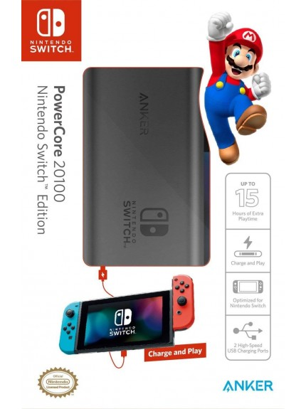 Powercore 20100 Mah Nintendo Switch Edition 1