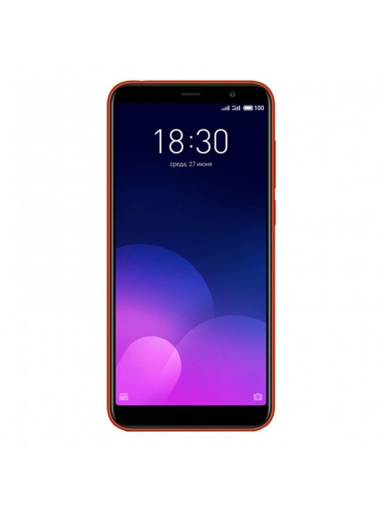 MEIZU M6T 3GB/32GB - Red 1