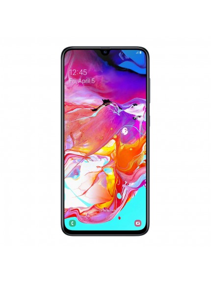 Samsung Galaxy A70 - Black 1