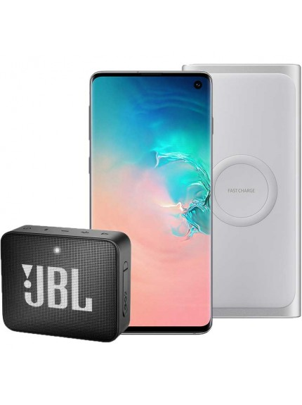 Samsung Galaxy S10 128GB - Prism White 1