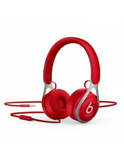 Apple Beats EP On-Ear Headphones - Red 1