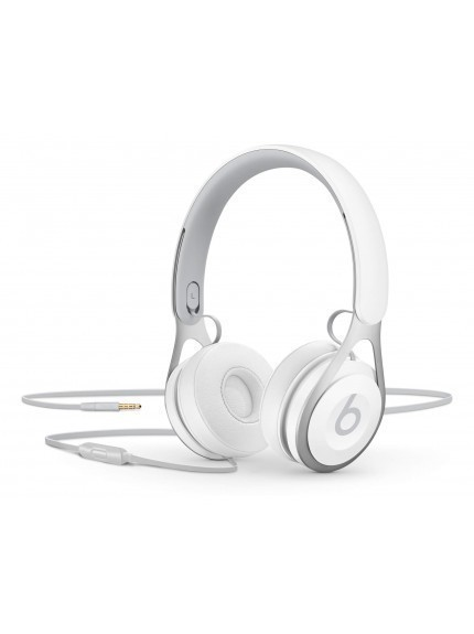 Apple Beats EP On-Ear Headphones - White 1