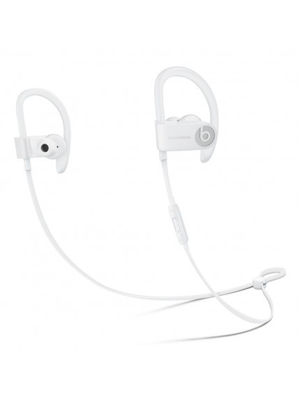 Apple Powerbeats3 Wireless Earphones - White 1