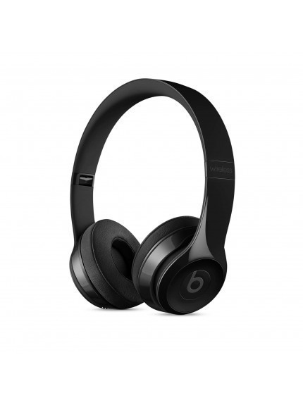 Apple Beats Solo3 Wireless On-Ear Headphones - Gloss Black 1