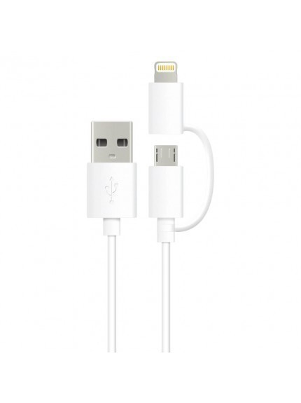 Energizer HighTech USB Cable Dual Solution - C11UBDUGWH4