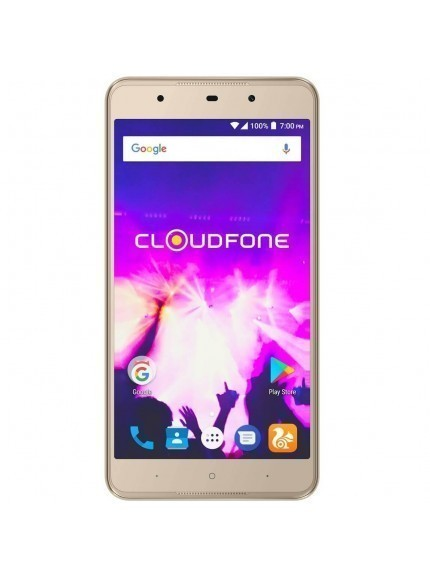 Cloudfone Thrill Plus 2 - Gold