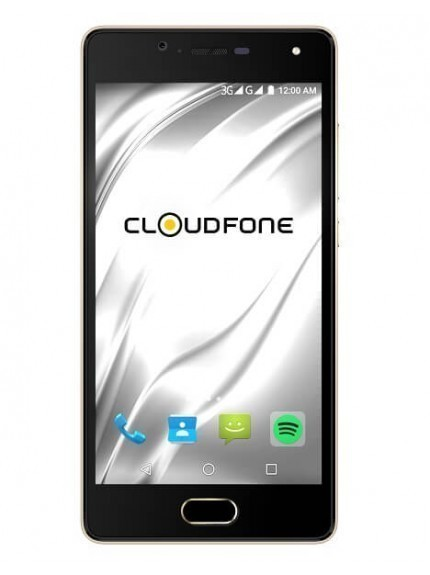 Cloudfone Thrill Access - Gold