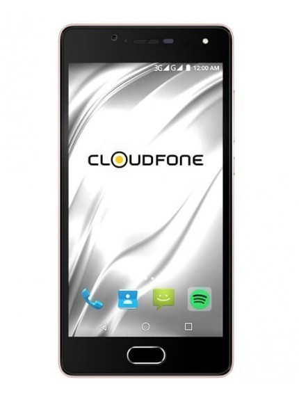 Cloudfone Thrill Access - Rose Gold