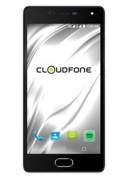 Cloudfone Thrill Access - Silver