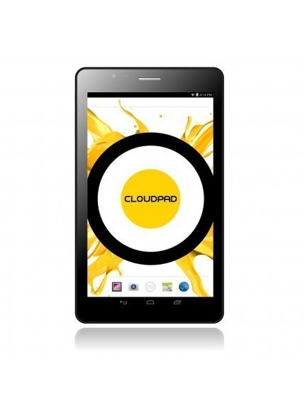 CloudPad Epic 8.9 - Black 1