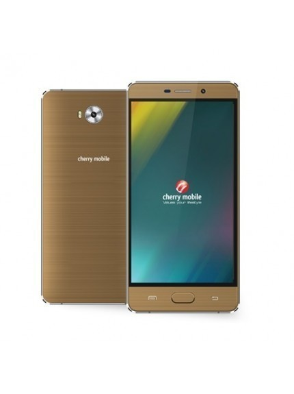 Cherry Mobile Flare S5 Plus - Gold