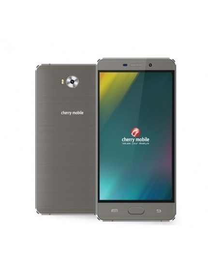 Cherry Mobile Flare S5 Plus - Silver