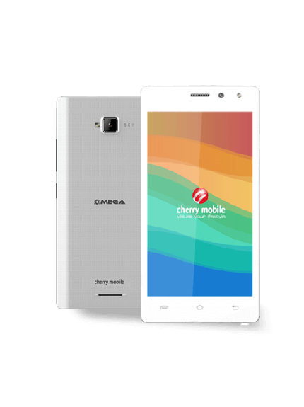 Cherry Mobile Omega Lite 2 - White