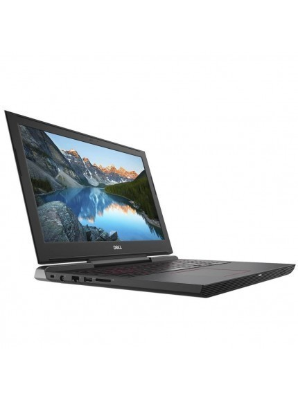 Dell Inspiron 7577 Core i7 8GB/1TB + 128GB - Black
