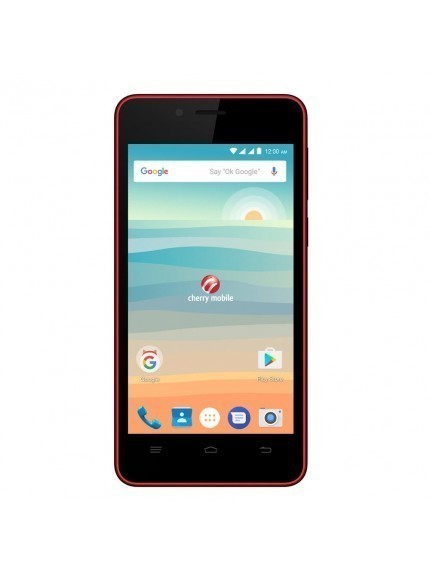 Cherry Mobile Flare Lite 4 - Red 1