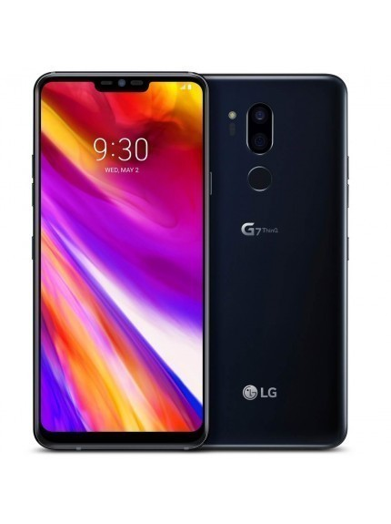LG G7 ThinQ - Aurora Black