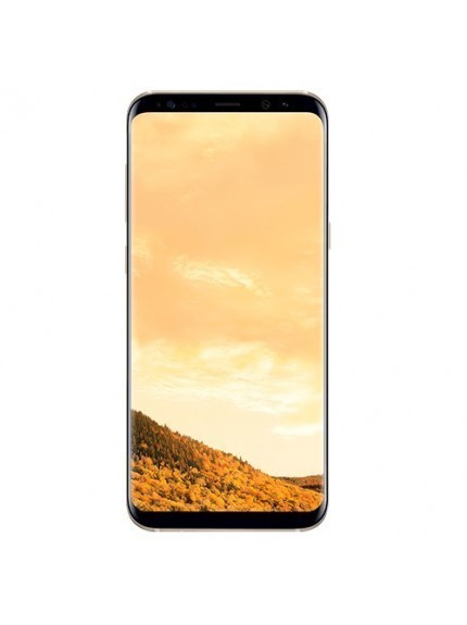 Samsung Galaxy S8 Plus - Maple Gold 1