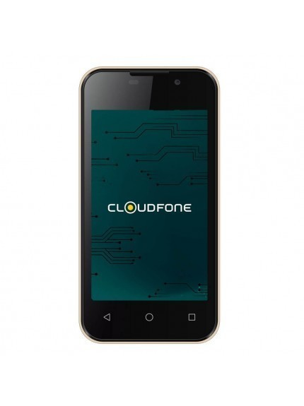 Cloudfone Go Connect Lite - Gold 1