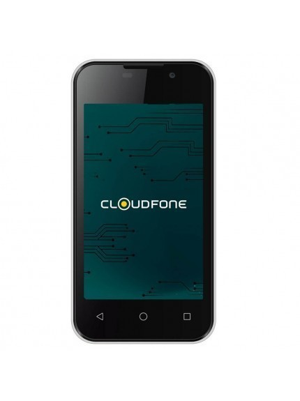 Cloudfone Go Connect Lite - Silver 1