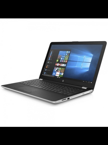 HP Notebook 15-BW074AX - Silver