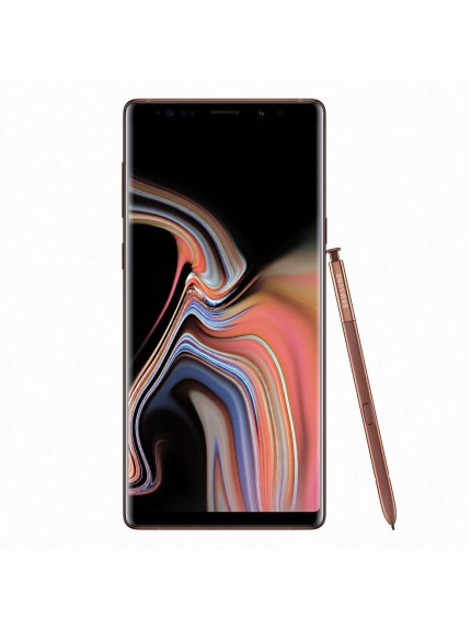 Samsung Galaxy Note9 128GB - Metallic Copper