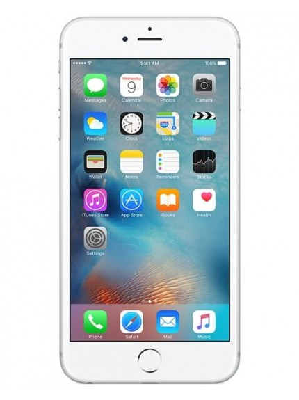 Apple iPhone 6S Plus – Silver 32Gb