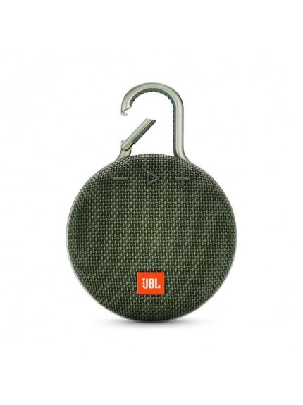 JBL Clip 3 Forest Green 1