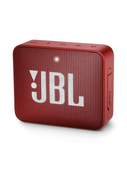 JBL GO 2 - Ruby Red 1