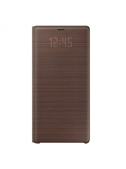 Samsung LED View Cover for Galaxy Note9 - Brown