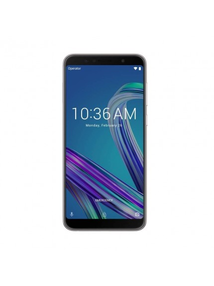 Asus Zenfone Max Pro M1 ZB602KL - Meteor Silver