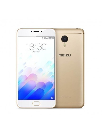 Meizu M3 Note 32GB - Gold