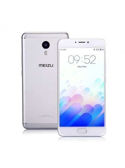 Meizu M3 Note 32GB - Silver 1