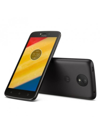 Moto C Plus - Starry Black 1