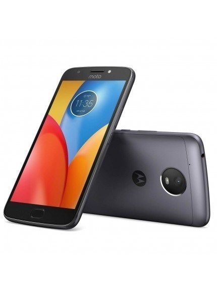 Moto E4 Plus - Iron Grey 1