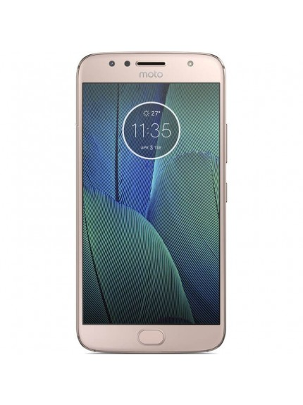 Moto G5s Plus - Blush Gold 1