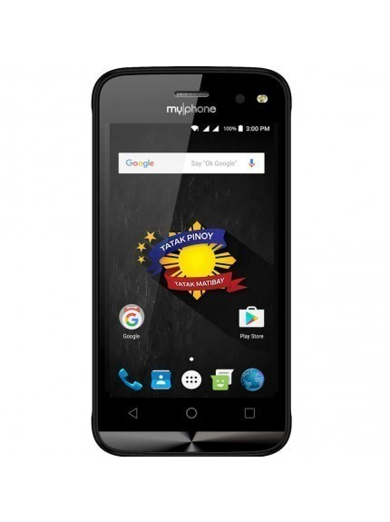 MyPhone My28s DTV - Black 1