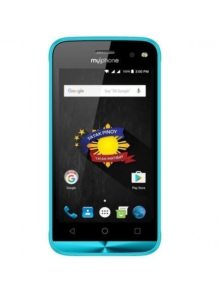 MyPhone My28s DTV - Blue 1