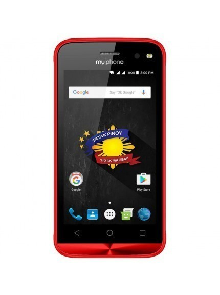 MyPhone My28s DTV - Red 1