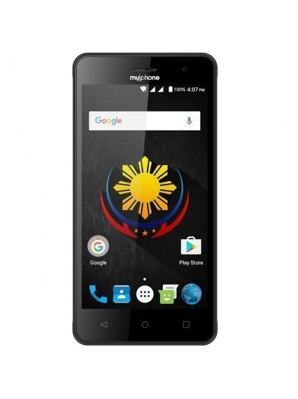 MyPhone My75 DTV - Black