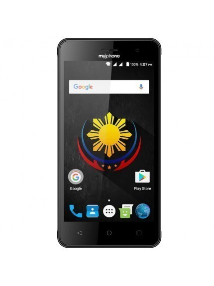 MyPhone My72 DTV - Black 1