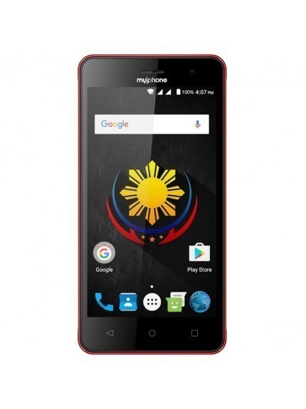MyPhone My72 DTV - Red 1