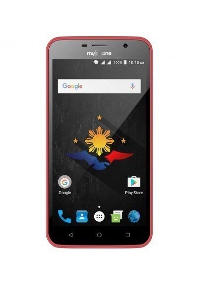 MyPhone My89 DTV - Red